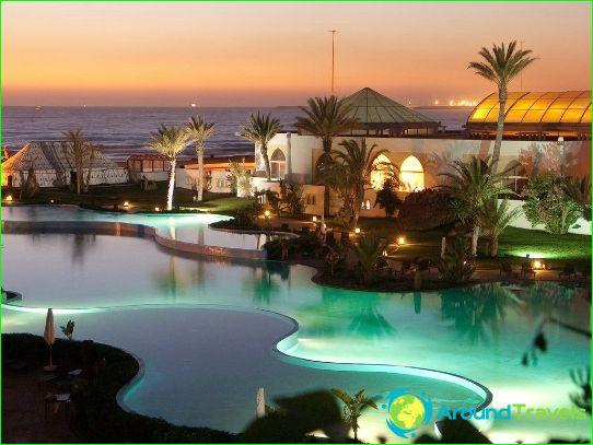 Vakantie in Marokko in juli