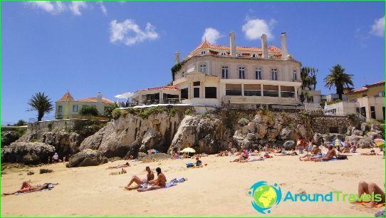 Плажове в Лисабон