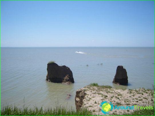 Stranden in Krasnodar