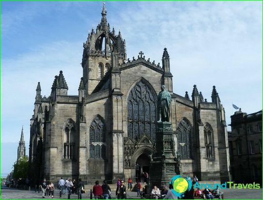 Pyhän Gillesin katedraali