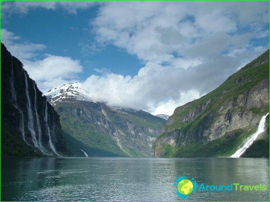 Почивки в Норвегия през юли