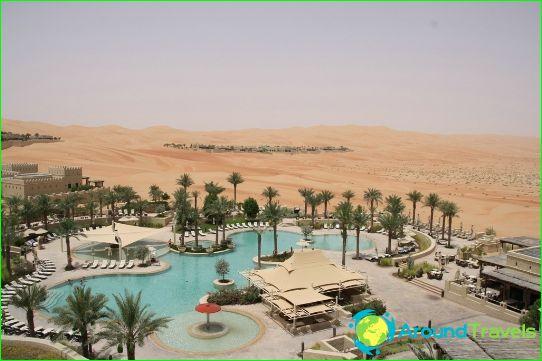 Wat te doen in Abu Dhabi?