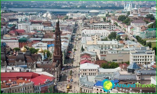 Wat te doen in Kazan?