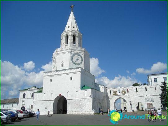 Какво да правя в Казан?