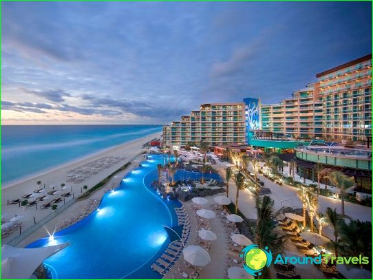 Vakantie in Mexico in augustus