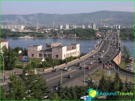 Wat te doen in Krasnoyarsk?