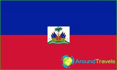Haitin lippu