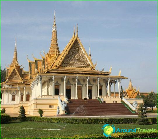 Missä rentoutua Kambodžassa