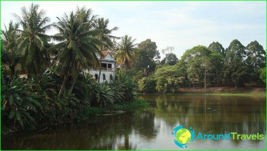 Waar te ontspannen in Cambodja