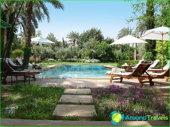 Vakantie in Marokko in augustus