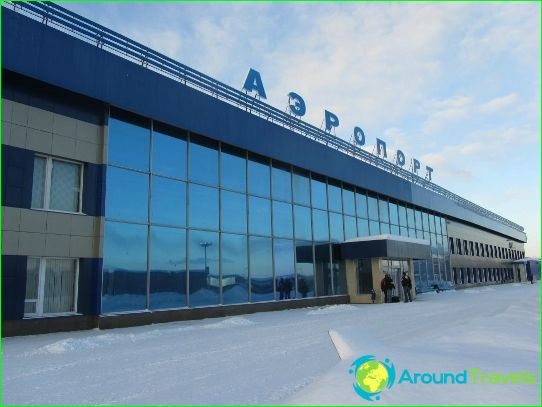 Летище в Мурманск