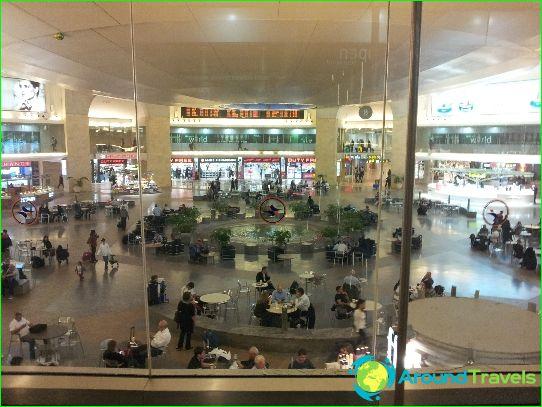 Luchthaven van Tel Aviv