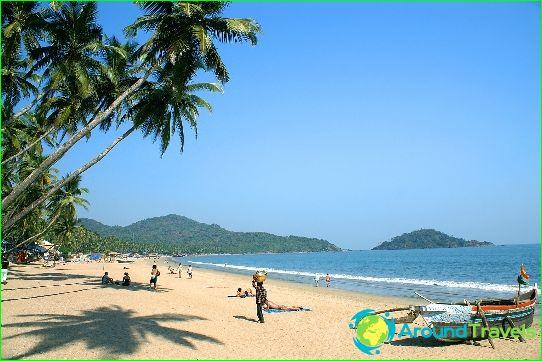 Плажове в Керала