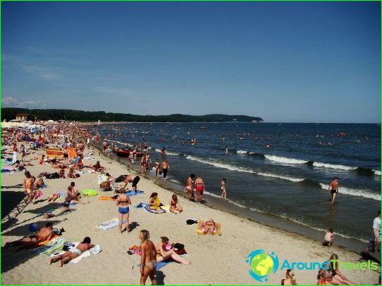 العطل في بولندا في أغسطس
