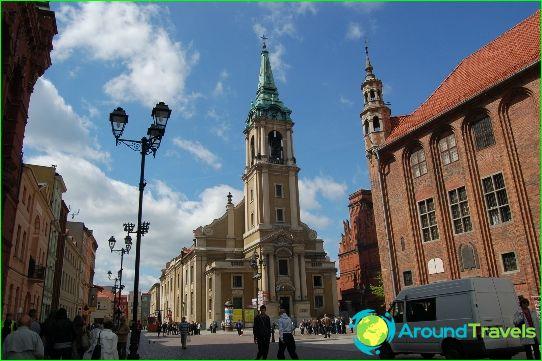 Почивки в Полша през септември