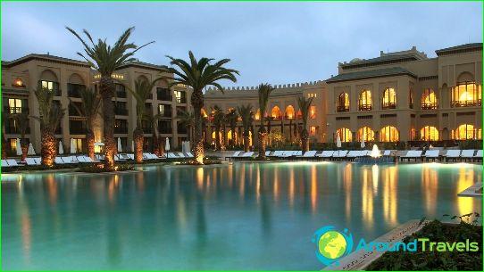 Vakantie in Marokko in oktober