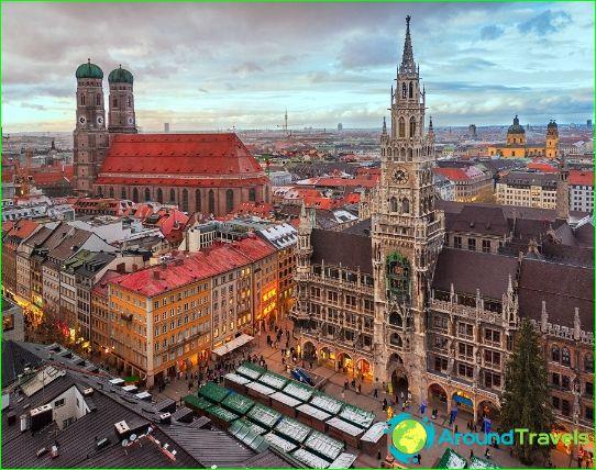 Какво да правим в Мюнхен?