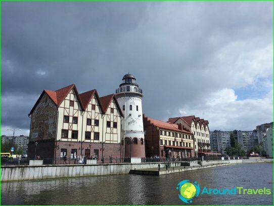 Mitä tehdä Kaliningradissa?