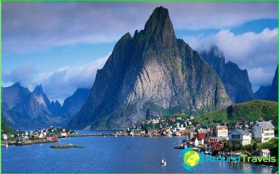 العطل في النرويج في أكتوبر