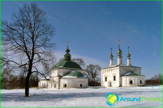 Wat te doen in Suzdal?