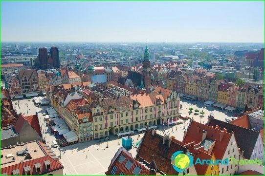 Vakantie in Polen in oktober