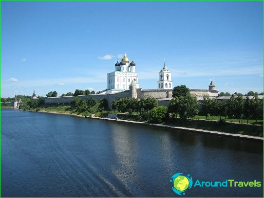 История на Псков
