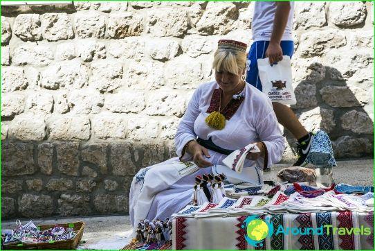 Kaupat ja ostoskeskukset Dubrovnikissa