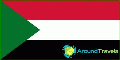 Sudanin lippu