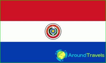 Paraguayn lippu