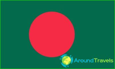Знаме на Бангладеш