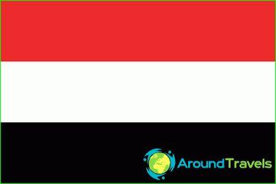 Vlag van Jemen
