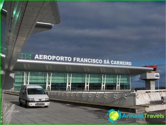 Летище в Порто