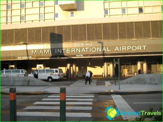 Miami luchthaven
