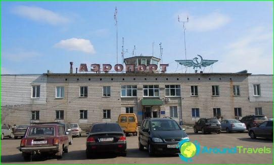 Lentokenttä Tver