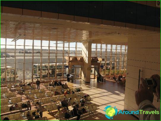 Летище в Шарм Ел Шейх