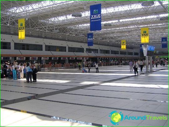 مطار أنطاليا
