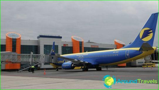 Lentokenttä Kaliningrad