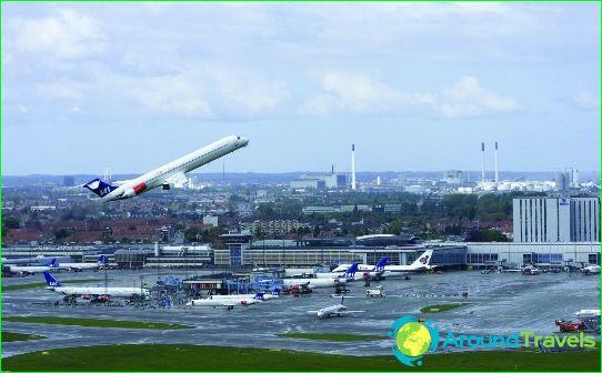 Летище в Копенхаген
