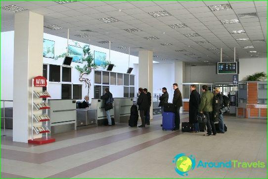 Lentokenttä Simferopol