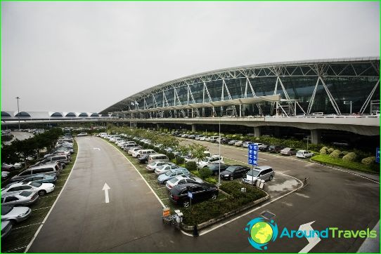 Летище в Гуанджоу