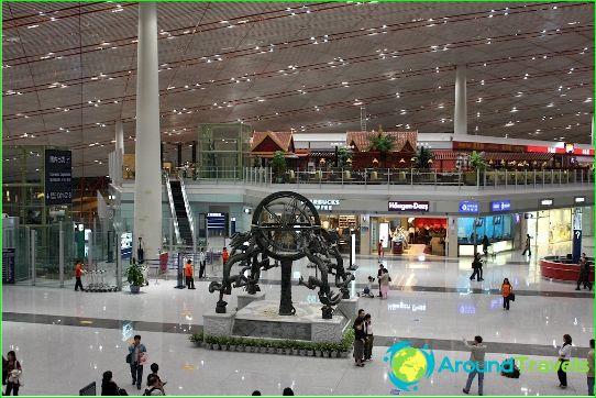 Pekingin lentokenttä