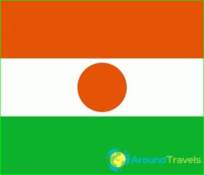 Нигерско знаме