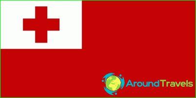 Знаме на Тонга