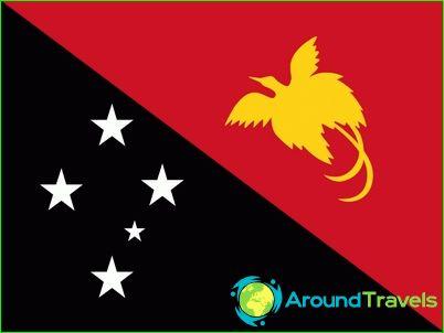 Papua-Uusi-Guinean lippu