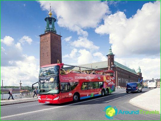 Bussimatkat Eurooppaan