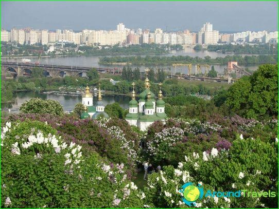 Busreizen naar Oekraïne