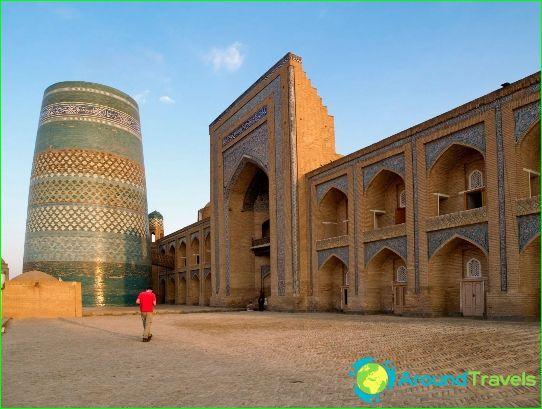 Uzbekistanin kulttuuri