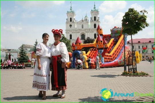Населението на Беларус