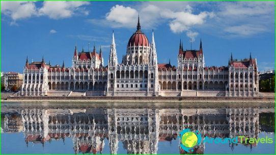 Busreizen naar Hongarije