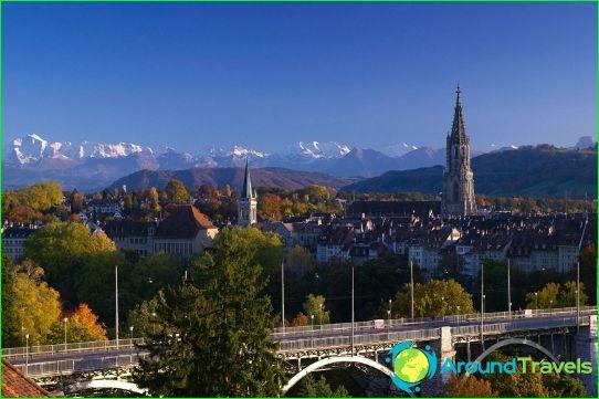 Автобусни турове до Швейцария
